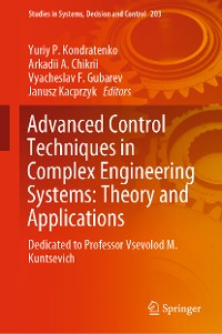 Cover Advanced Control Techniques in Complex Engineering Systems: Theory and Applications
