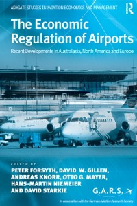 Cover Economic Regulation of Airports
