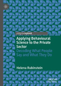Cover Applying Behavioural Science to the Private Sector