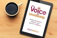 Cover The Voice of Leadership
