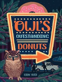 Cover Owl's Outstanding Donuts