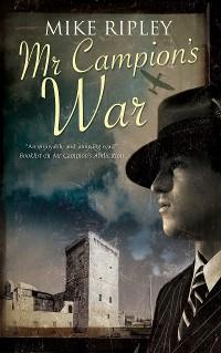 Cover Mr Campion's War
