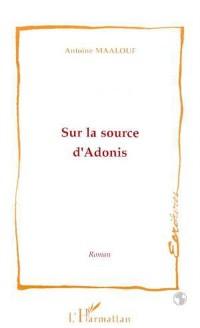 Cover SUR LA SOURCE D'ADONIS