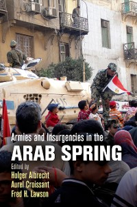 Cover Armies and Insurgencies in the Arab Spring