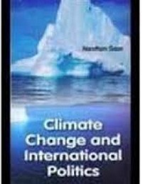 Cover Climate Change and International Politics