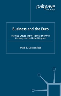 Cover Business and the Euro