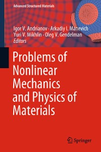 Cover Problems of Nonlinear Mechanics and Physics of Materials