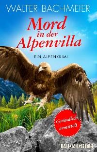 Cover Mord in der Alpenvilla