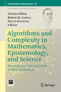Cover Algorithms and Complexity in Mathematics, Epistemology, and Science