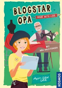 Cover Blogstar Opa - Made with love