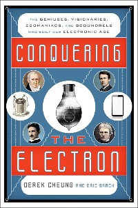 Cover Conquering the Electron