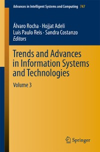 Cover Trends and Advances in Information Systems and Technologies