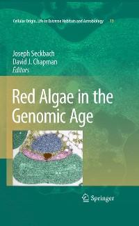 Cover Red Algae in the Genomic Age