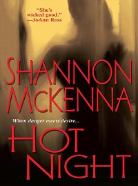 Cover Hot Night