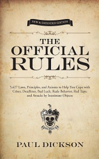 Cover The Official Rules