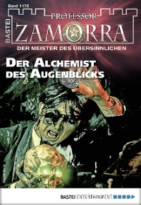 Cover Professor Zamorra 1170 - Horror-Serie