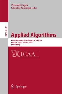 Cover Applied Algorithms
