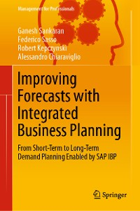 Cover Improving Forecasts with Integrated Business Planning