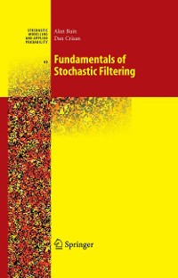 Cover Fundamentals of Stochastic Filtering