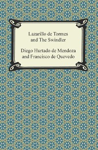 Cover Lazarillo de Tormes and The Swindler