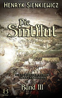 Cover Die Sintflut. Band III