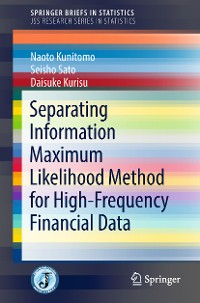 Cover Separating Information Maximum Likelihood Method for High-Frequency Financial Data