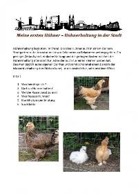 Cover Meine ersten Hühner