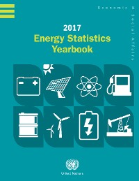 Cover Energy Statistics Yearbook 2017