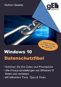 Cover Windows 10 Datenschutzfibel