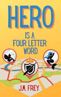 Cover Hero is a Four Letter Word