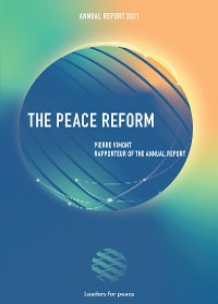 Cover The Peace Reform