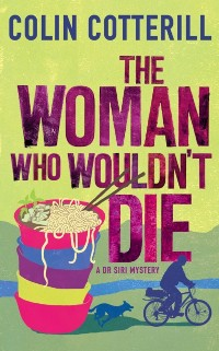 Cover Woman Who Wouldn't Die