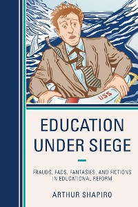 Cover Education Under Siege