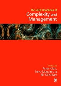 Cover The SAGE Handbook of Complexity and Management
