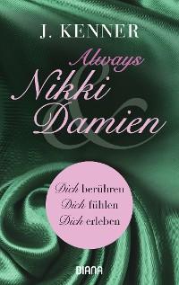 Cover Always Nikki & Damien (Stark Novellas 7-9)