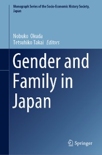 Cover Gender and Family in Japan