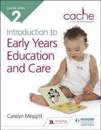 Cover CACHE Level 2 Introduction to Early Years Education and Care