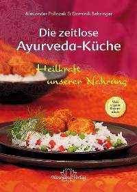 Cover Die zeitlose Ayurveda-Küche