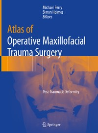 Cover Atlas of Operative Maxillofacial Trauma Surgery