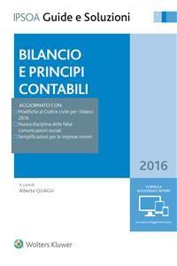 Cover Bilancio e Principi Contabili 2016