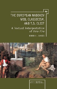 Cover The European Nabokov Web, Classicism and T.S. Eliot