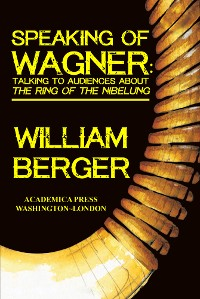 Cover Speaking of Wagner