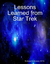 Cover Lessons Learned from Star Trek