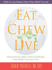 Cover Eat, Chew, Live