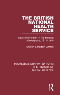 Cover British National Health Service