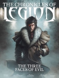Cover Chronicles of Legion: The Three Faces of Evil
