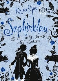 Cover Saphirblau