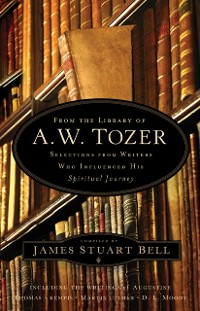 Cover From the Library of A. W. Tozer