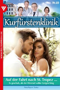 Cover Kurfürstenklinik 89 – Arztroman
