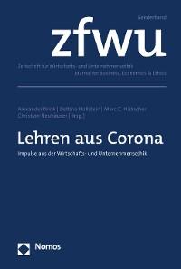 Cover Lehren aus Corona